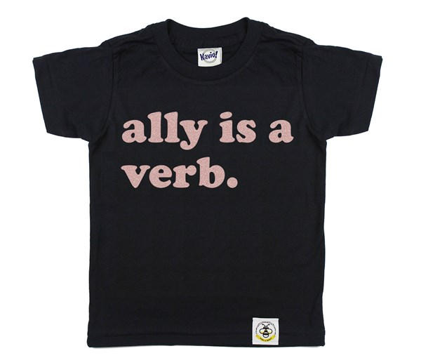 Ally is a Verb (Kids Crew)