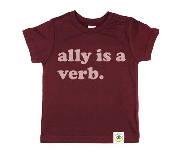 Ally is a Verb (Wine)