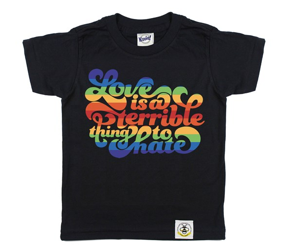 Love is a Terrible Thing to Hate (Kids Crew)