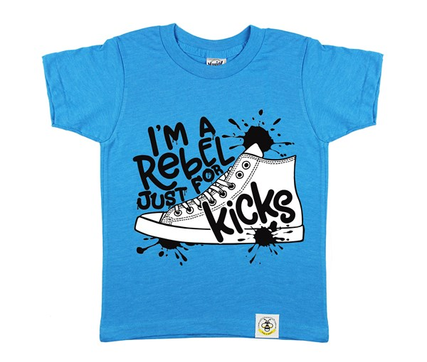 Rebel Just for Kicks Kids Crew