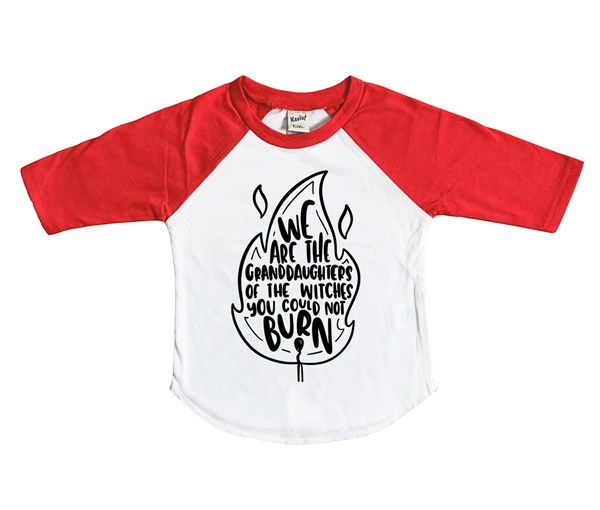 Granddaughters (Kids Raglan)