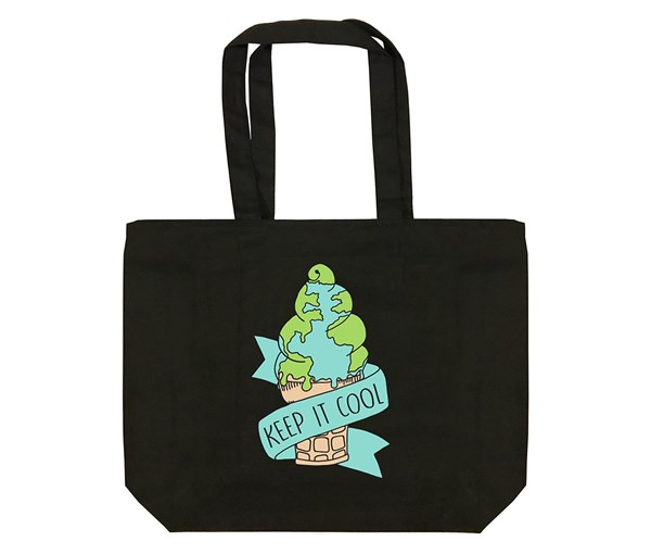 Keep it Cool Tote Bag (Black)