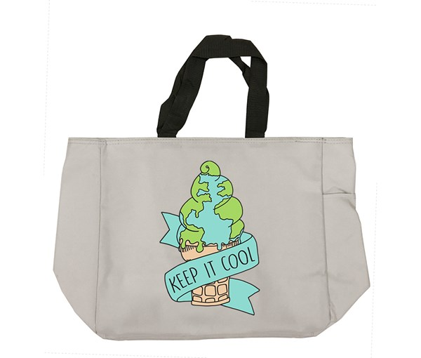 Keep it Cool Tote Bag (Grey)