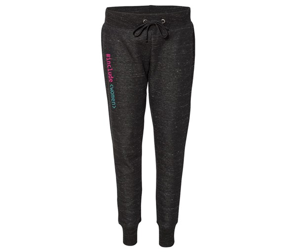 Include Women Joggers (Black)