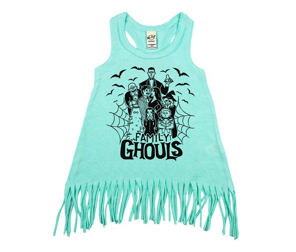 Ghouls (Kids Fringe Dress)