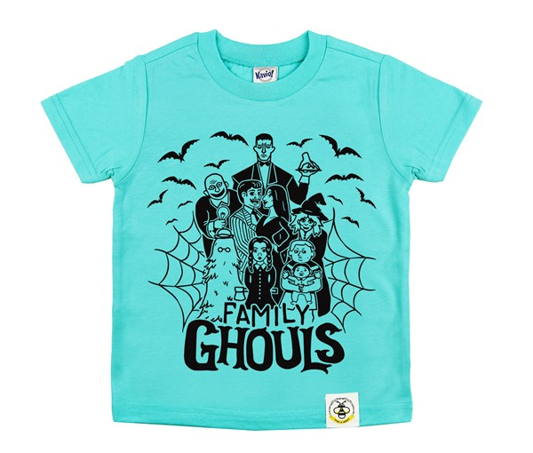 Ghouls (Caribbean Blue)