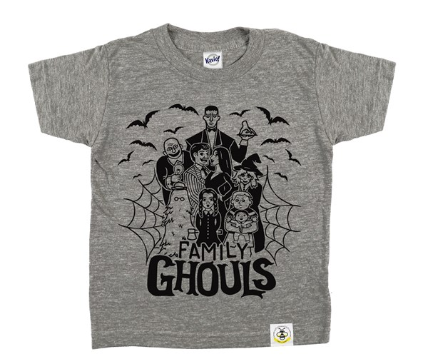 Ghouls (Grey)