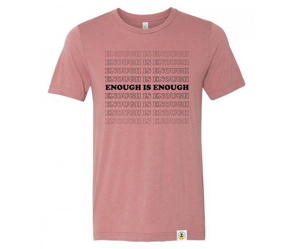 Enough Adult (Mauve)