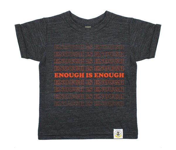Enough (Heather Charcoal)