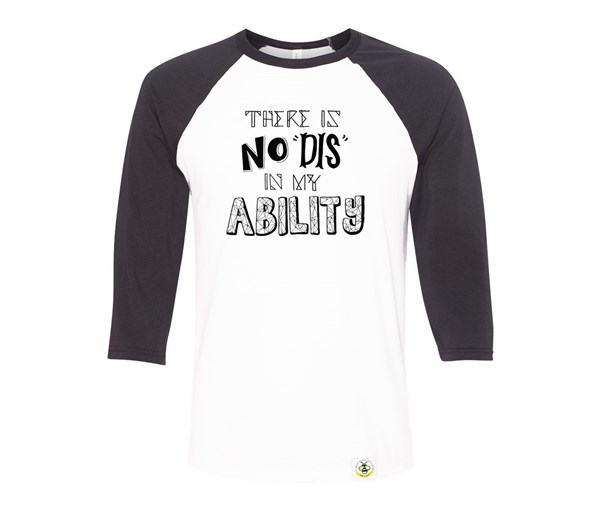 My Ability Adult Raglan