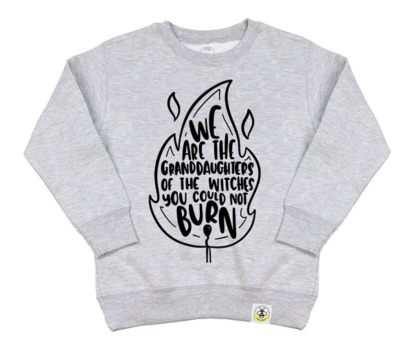 Granddaughters (Kids Sweatshirt)
