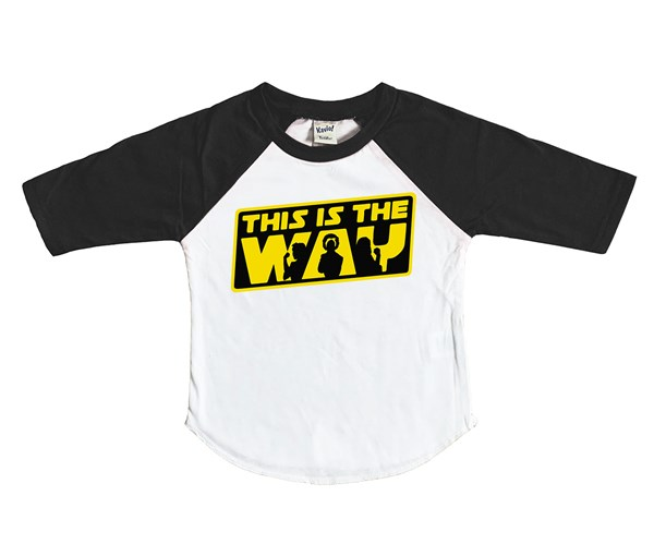 The Way (Kids Raglan)