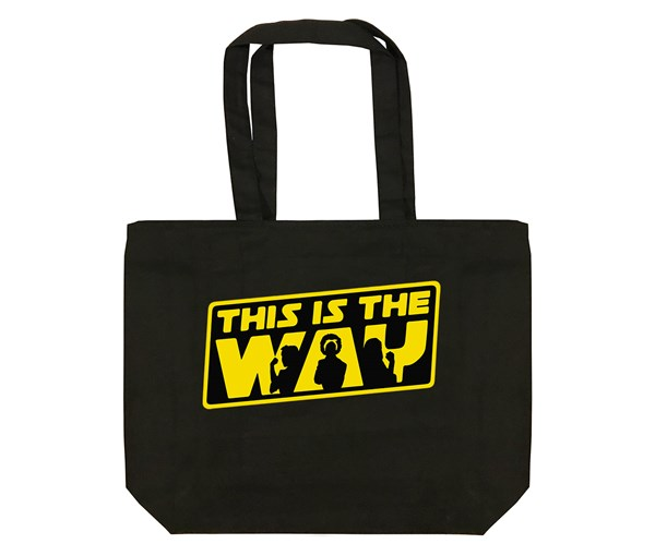 The Way Tote Bag (Black)