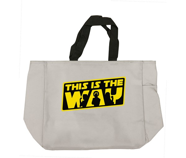 The Way Tote Bag (Grey)