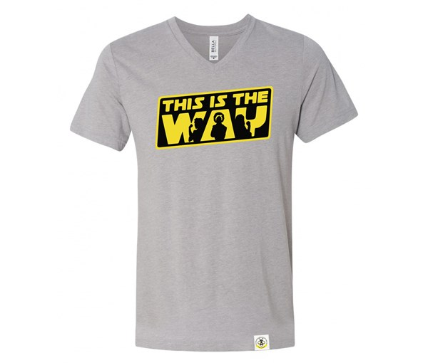 The Way (Adult V-Neck)
