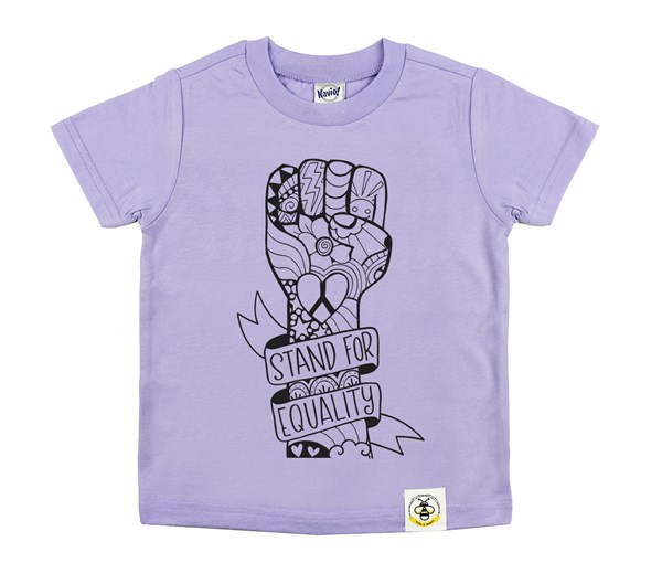 Equality Fist (Lavender)