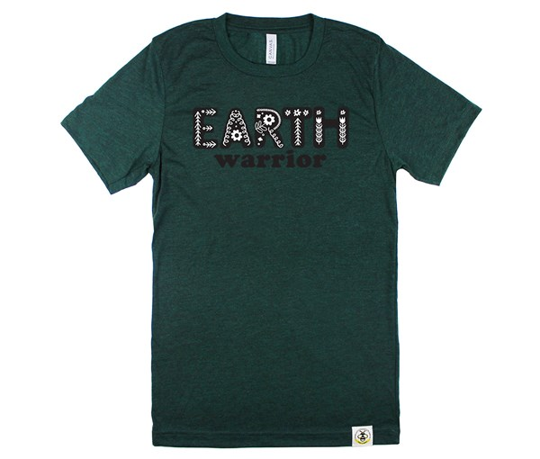 Earth Warrior Adult Crew (Emerald)