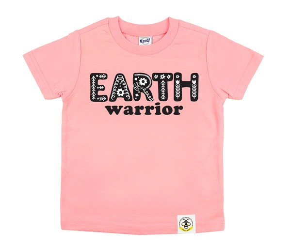 Earth Warrior Kids Crew (Flamingo)