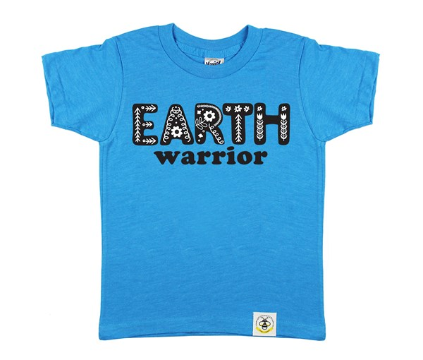 Earth Warrior Kids Crew (Island Blue)