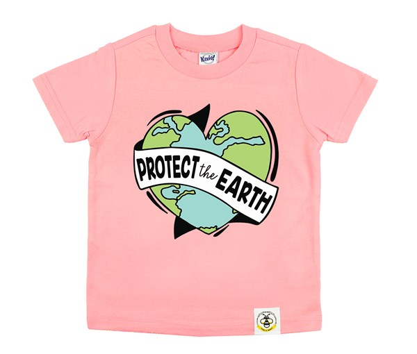 Protect the Earth Kids Crew (Flamingo)
