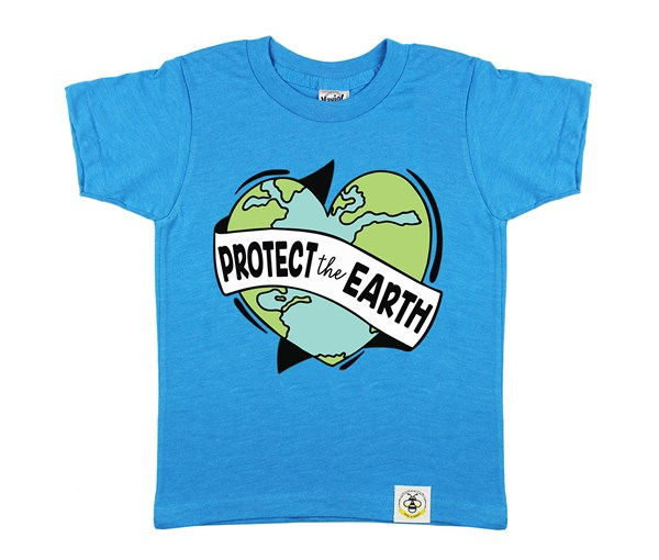 Protect the Earth Kids Crew (Island Blue)