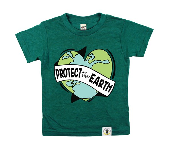 Protect the Earth Kids Crew (Green)