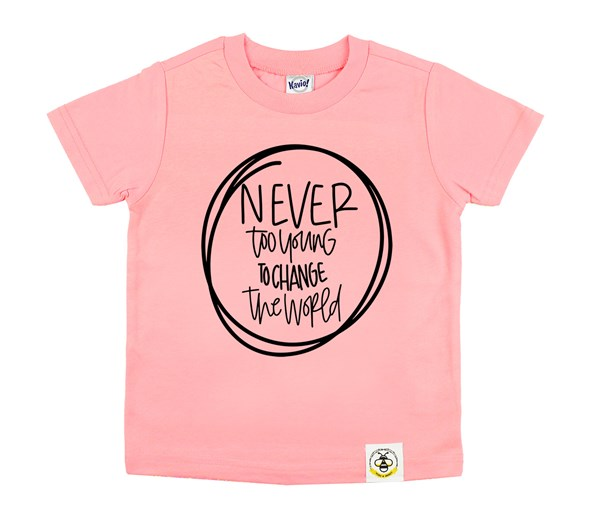 Never Too Young (Flamingo)