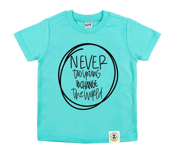Never Too Young (Kids Crew)