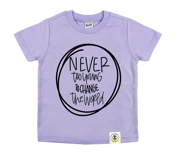 Never Too Young (Lavender)