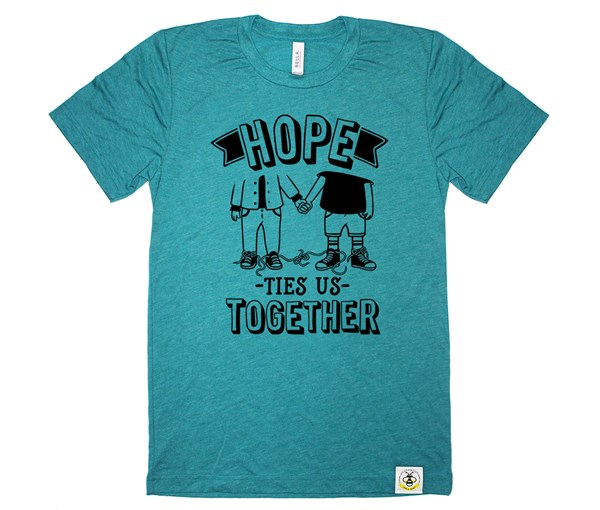 Hope Ties Us Together (Adult Crew)