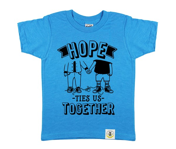 Hope Ties Us Together (Island Blue)