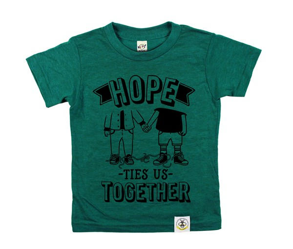 Hope Ties Us Together (Green)