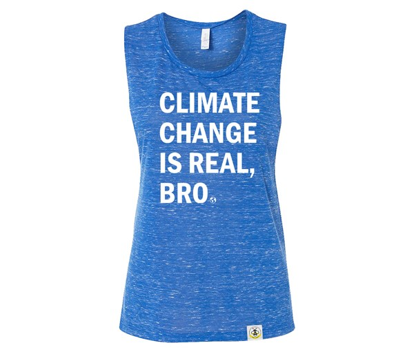 Climate Change (Adult Muscle Tanks)