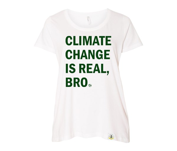Climate Change Women (Plus Size)