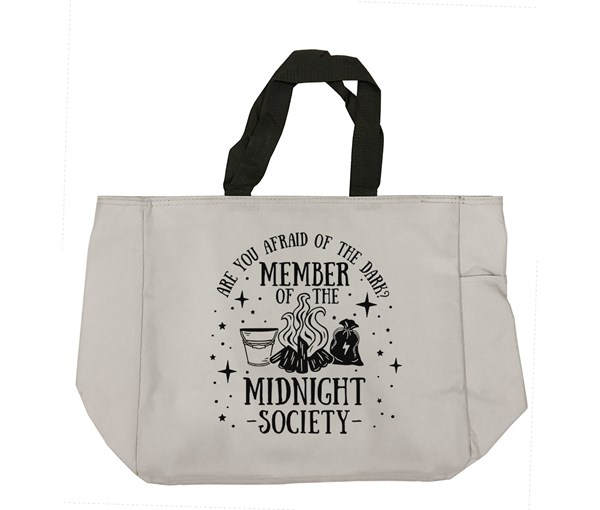 Midnight Society Tote (Grey)