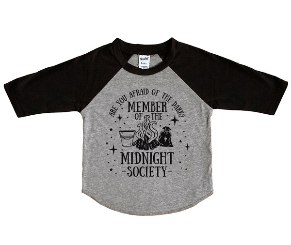 Midnight Society (Grey/Black)