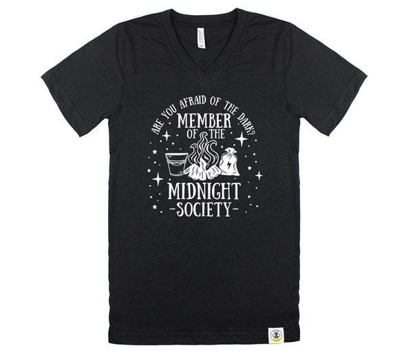 Midnight Society (Adult V-Neck)