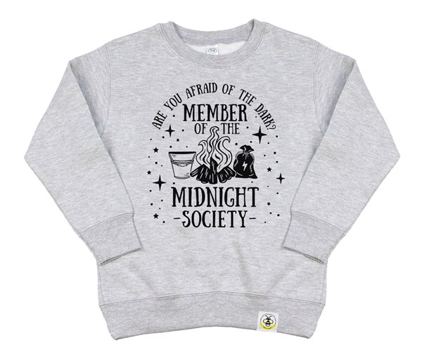 Midnight Society (Kids Sweatshirt)