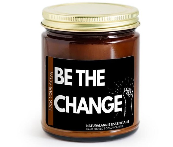Be the Change Candles