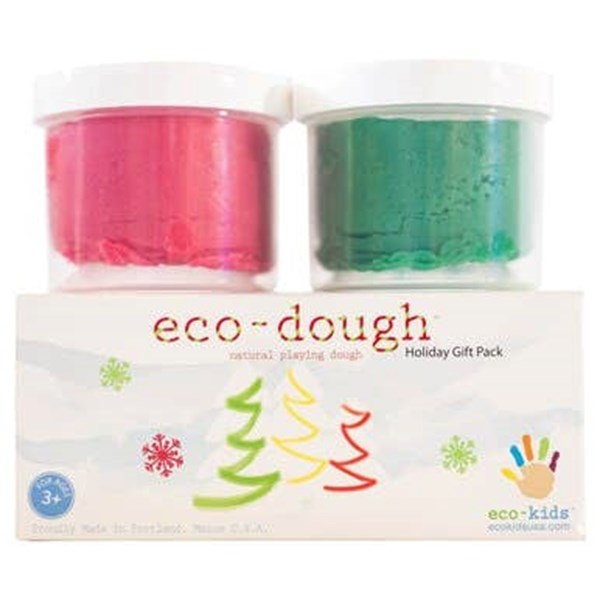 Eco Dough Two Pack (Christmas Edition)