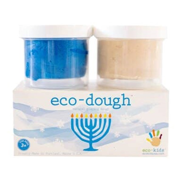 Eco Dough Two Pack (Hanukkah Edition)