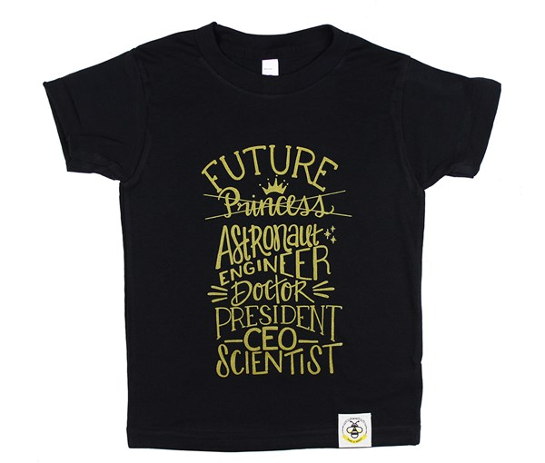 Future (Black, Metallic Gold)