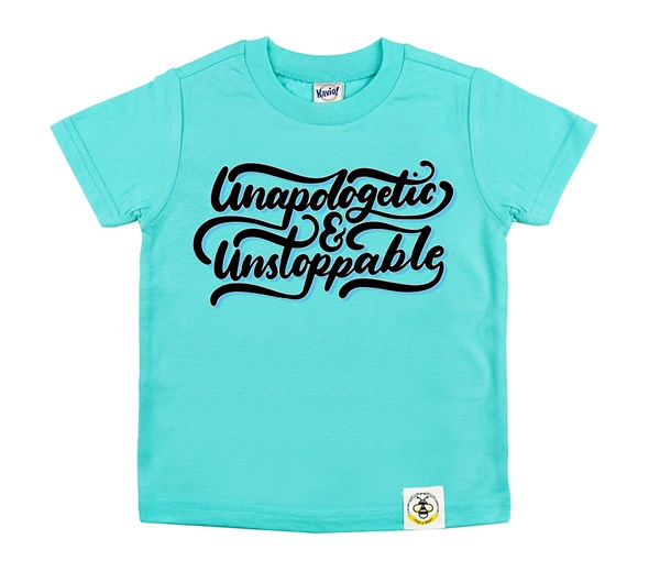 Unapologetic and Unstoppable (Kids Crew)