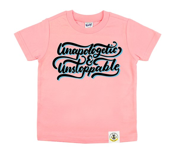 Unapologetic and Unstoppable (Flamingo)