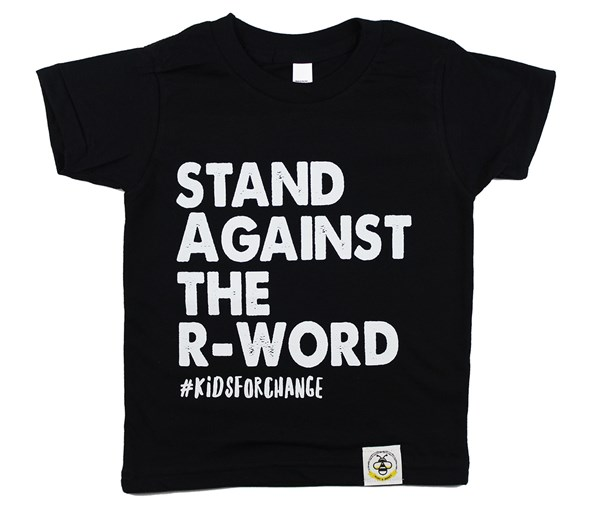 Stand Against the R-Word