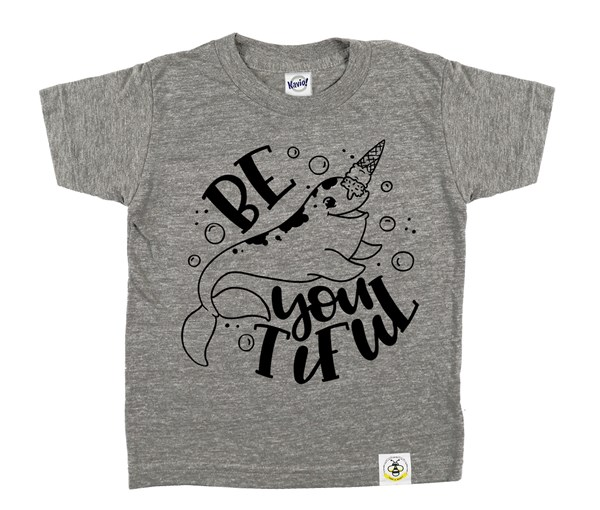 Be-YOU-tiful (Grey)