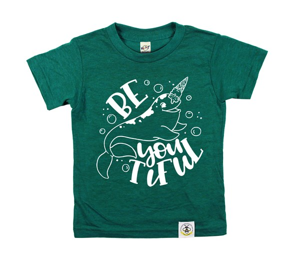Be-YOU-tiful (Green)
