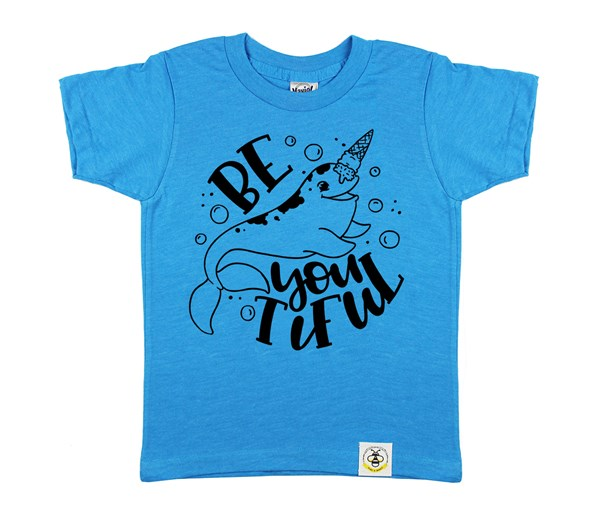 Be-YOU-tiful (Island Blue)