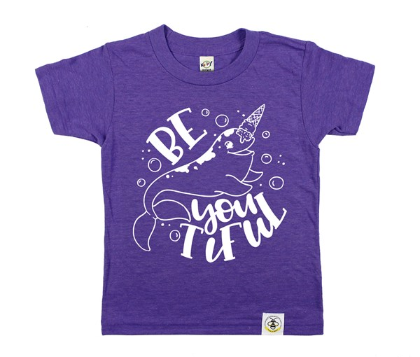 Be-YOU-tiful Kids Crew (Purple)