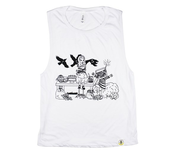 90s Bands Muscle Tank (Women's)
